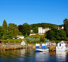 Bowness on Windermere (Toytown 2) by Jay Payne