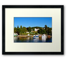 Bowness on Windermere (Toytown 2) Framed Print