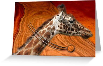 The Giraffe by arteology