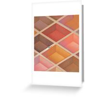 Ethnic Maze Greeting Card