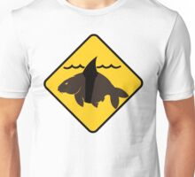Carp in disguise Unisex T-Shirt