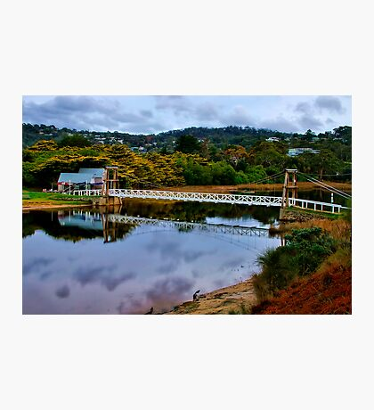 """The Erskine Estuary"" Photographic Print"