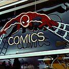 Comics by Van Cordle