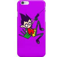 Boy Wonder iPhone Case/Skin