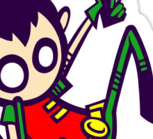 Boy Wonder Sticker
