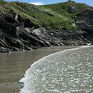 Beach by nicholaTisdall