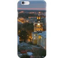 Night Vinnitsa 07 iPhone Case/Skin