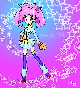 Stars for Aika: Super Aika! by Vestque
