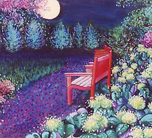 The Moon Seat by Jill Mattson