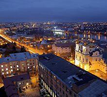 Night Vinnitsa 10 by fine