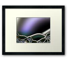 Serenity - high res Framed Print