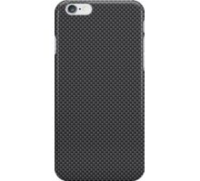 Simulated Black and Grey Carbon Fiber iPhone Case/Skin