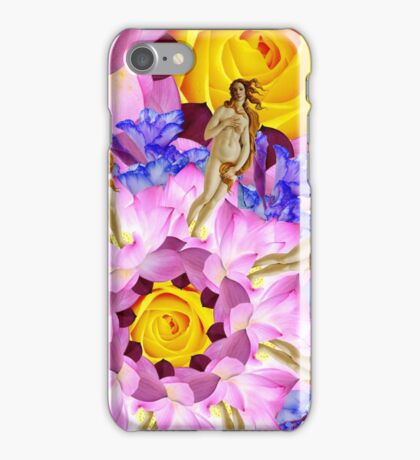 VENUSCOPE iPhone Case/Skin