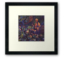 Guarding the Spirits of Lost Children Framed Print