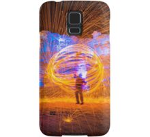 Let It Burn Samsung Galaxy Case/Skin