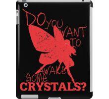 Not Yet! Just a LIttle Longer! (Dark 1) iPad Case/Skin