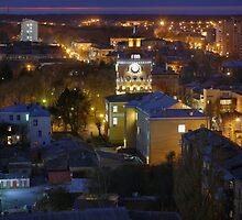 Night Vinnitsa 12 by fine