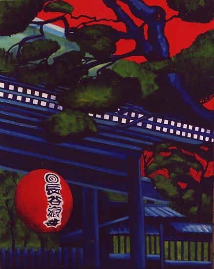 Japanese Delight by Jill Mattson
