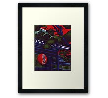 Japanese Delight Framed Print