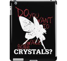 Not Yet! Just a LIttle Longer! (Dark 2) iPad Case/Skin