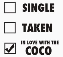 I'm in love with the coco by luigi2be