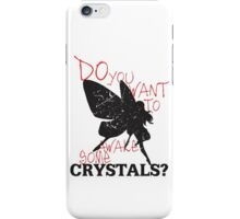 Not Yet! Just a LIttle Longer! (Light) iPhone Case/Skin