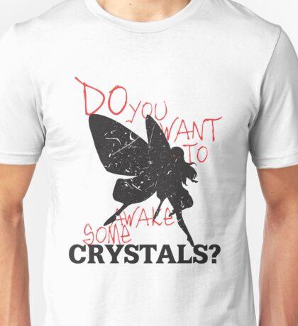 Not Yet! Just a LIttle Longer! (Light) Unisex T-Shirt