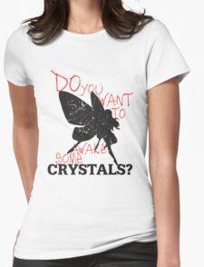 Not Yet! Just a LIttle Longer! (Light) Womens Fitted T-Shirt