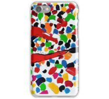 Series brush strokes No. 04/ 2014 iPhone Case/Skin
