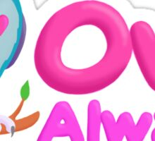 Owl Always Love You Sticker