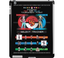 Kanto Fighters iPad Case/Skin