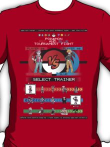 Kanto Fighters T-Shirt