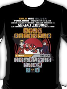 Johto Fighters T-Shirt