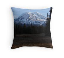 SUNSET ON MT. ADAMS  Throw Pillow