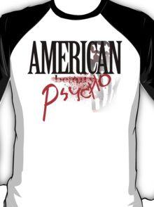American Beauty / American Psycho - Fall Out Boy  T-Shirt