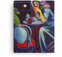 Tea? Canvas Print