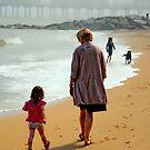 Afternoon Walk by Simon Duckworth