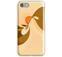 Seed Pod Abstract iPhone Case/Skin