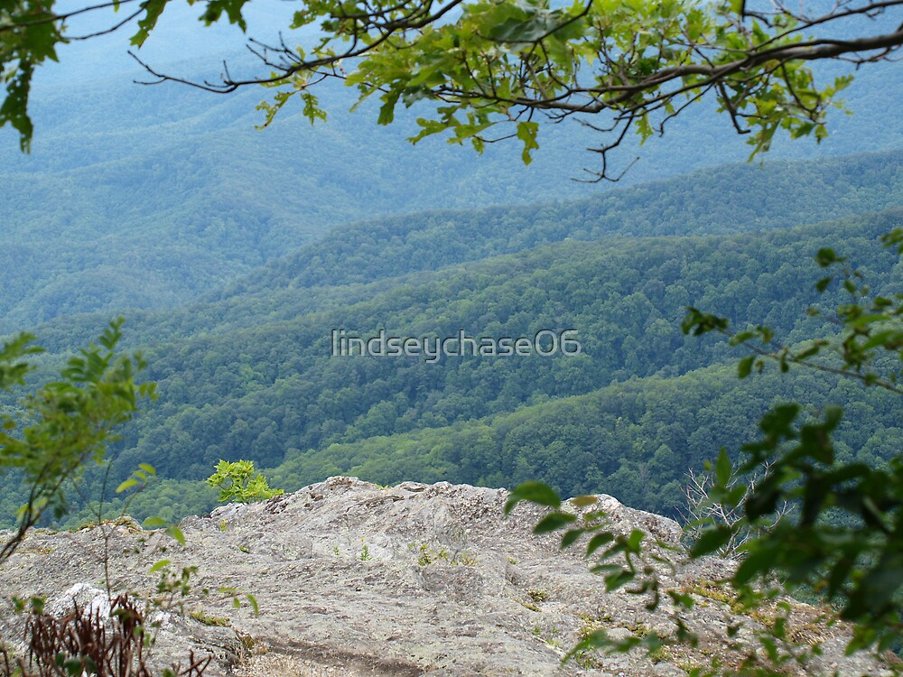rolling hills of Blowing Rock by lindseychase06