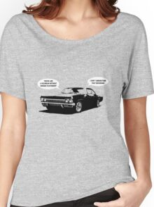 Time travel with Cass Women's Relaxed Fit T-Shirt