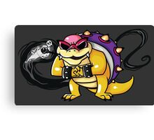 Roy Koopa Canvas Print