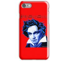 Beethoven and The Fifth  iPhone Case/Skin