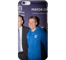 Graeme Le Saux at Millwall football club iPhone Case/Skin