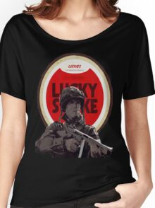 Ronald Speirs Cigarette  Women's Relaxed Fit T-Shirt