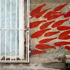 fish street graffiti by dominiquelandau