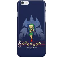 Song of Zords iPhone Case/Skin