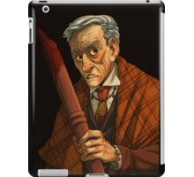 Peter Vincent, Vampire Killer iPad Case/Skin