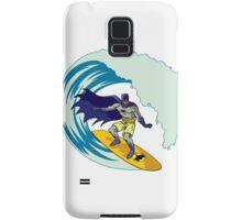 Surf's Up Batman Samsung Galaxy Case/Skin