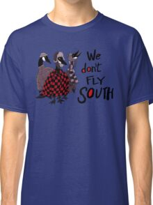 Oakland Geese don't fly South Classic T-Shirt