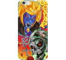 Goldar & Rito iPhone Case/Skin
